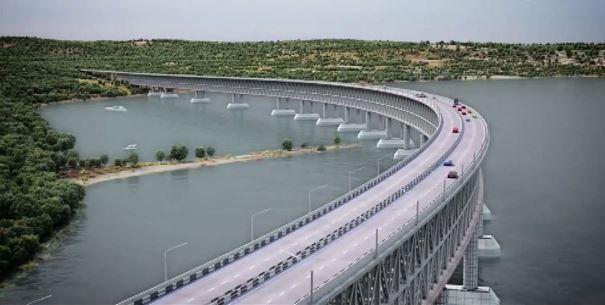 В Крыму построят железную дорогу между Симферополем и мостом в Керчи