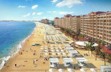 Веб Камера Евпатория пляж «Золотые пески»