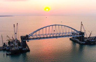 Веб камера Крымский мост онлайн