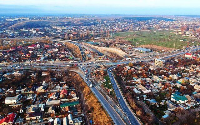 Будущее фото развязки дороги в Симферополе